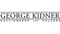 George Kidner Auctioneers & Valuers are Holding Their Final Sale.