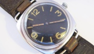 A Rare 1944 Panerai (Rolex) Goes Under The Hammer With Piers Motley on Monday.