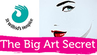 Big Art Secret 2 - St Wilfrid's Hospice Charity Auction