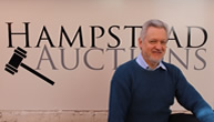 Silver expert joins Hampstead Auctions