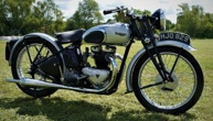 Huge Collection of Rare & Vintage Motorcycles & Spares Heads to Auction