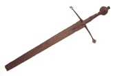 How Much Would You Pay for a Rusty Sword Like This?